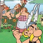 Astérix raconté par Thuram, Zep, Calvi...