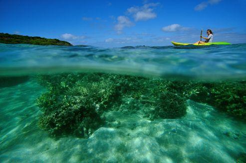 L'Australie par-delà la Grande barrière de corail