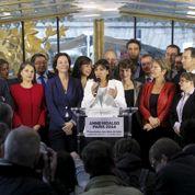 Hidalgo présente ses têtes de liste à Paris