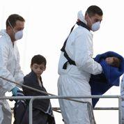 Immigration : plus de patrouilles italiennes