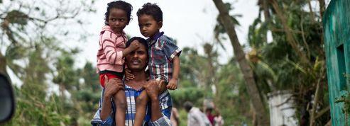 L'Inde orientale a résisté au cyclone Phailin