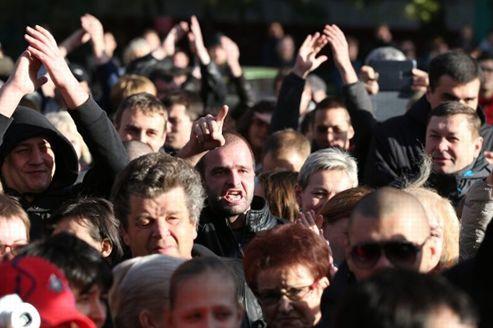 Un meurtre provoque des émeutes racistes à Moscou