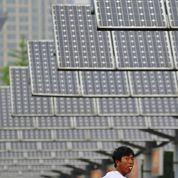 Energies vertes: l'investissement recule