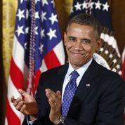 Barack Obama a tenu bon face au Tea Party