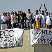 Un cartel brésilien menace le Mondial