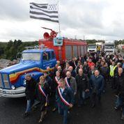 Bretagne : l'écotaxe poids lourds inquiète