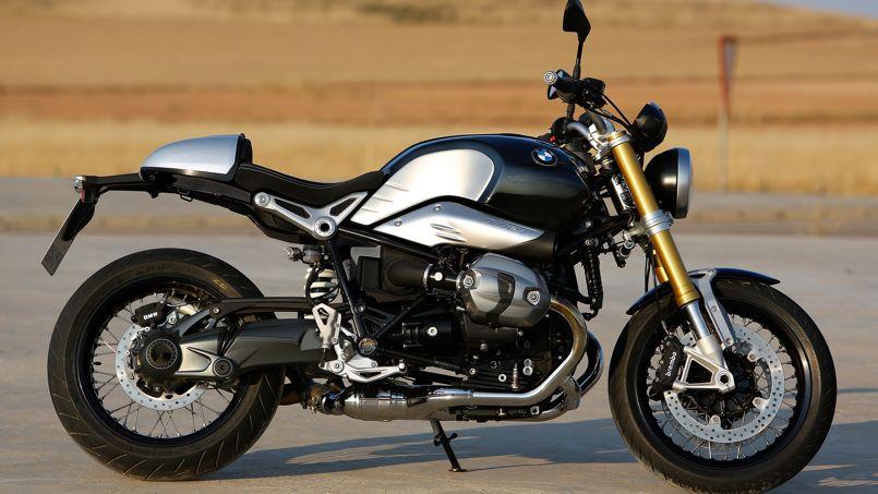 BMW R nineT, le passé en forme de futur