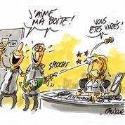 Les Français aiment de plus en plus leur «boîte»