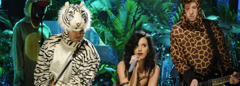 Katy Perry rugit encore