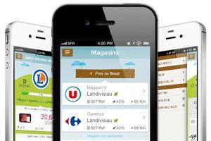 L'application  Zéro-gâchis  est accessible gratuitement