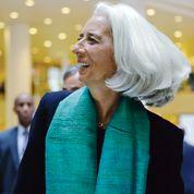 Émoi au FMI, Lagarde a changé de coiffure