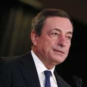 Draghi en désaccord avec Bruxelles