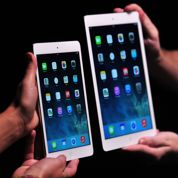 Avec l'iPad Air, Apple reprend l'offensive