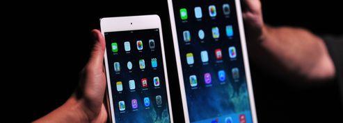 Avec l'iPad Air, Apple reprend l'offensive face à Android