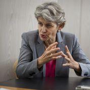 Bokova: l'Unesco prône une culture de la paix