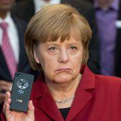 Merkel accuse les États-Unis de l'écouter