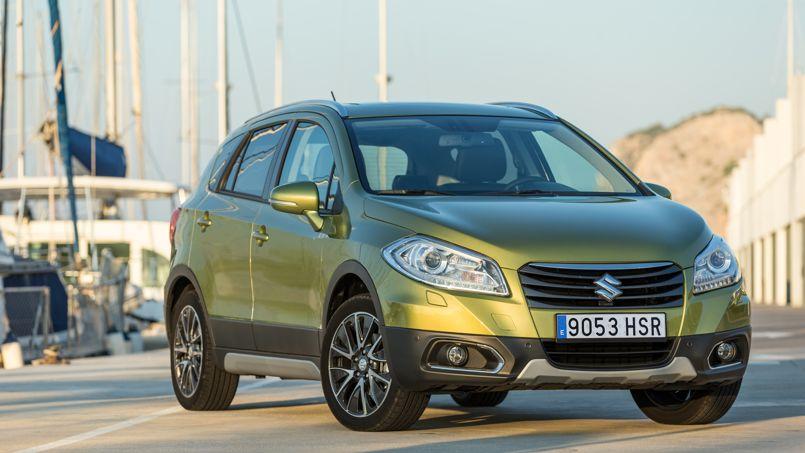 Suzuki SX4 S-Cross: sur les traces du Qashqai