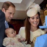 Royaume-Uni : le prince George a été baptisé
