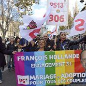 Les partis de gauche n'ont pas capitalisé sur le mariage pour tous