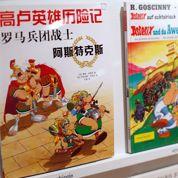 BD: Astérix, un succès pour l'édition française