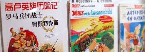 Astérix, le plus grand succès de l'édition française
