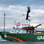 Russie : Greenpeace accusé de hooliganisme