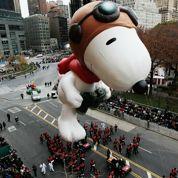Snoopy crève l'écran pour ses 65 ans