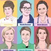 Les 5 femmes chefs à Paris