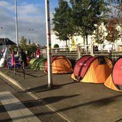 38e jour de grève de la faim chez PSA