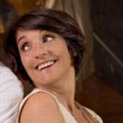 Florence Foresti, historienne de l'art pour rire