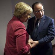 Initiative franco-allemande sur l'espionnage