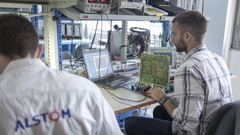 Emploi ingénieur électronique de puissance