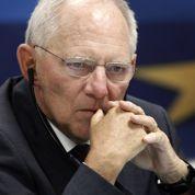 Dette : Schäuble assouplit sa position