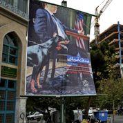 L'Iran retire des posters anti-américains