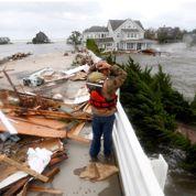 Sandy: un an après, avec les naufragés