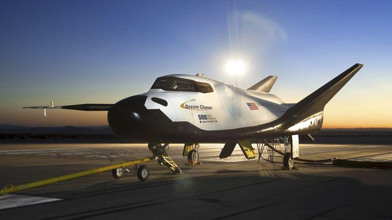 Vol test à moitié raté pour l'avion spatial Dream Chaser PHO0fc62436-4181-11e3-823f-5e442ec762c8-805x453