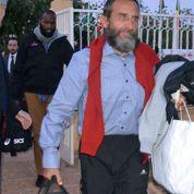 Les quatre ex-otages en route vers la France