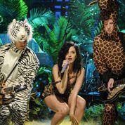Katy Perry rugit en tête du chart Billboard