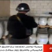 Armes chimiques: el-Assad tient parole