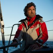 François Cluzet au sommet de la vague