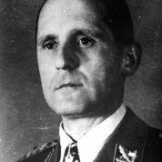 L'ex-chef de la Gestapo dans un cimetière juif ?