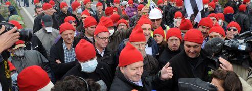 Bonnets rouges: une manifestation à hauts risques