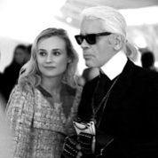 Karl Lagerfeld, rock star universelle