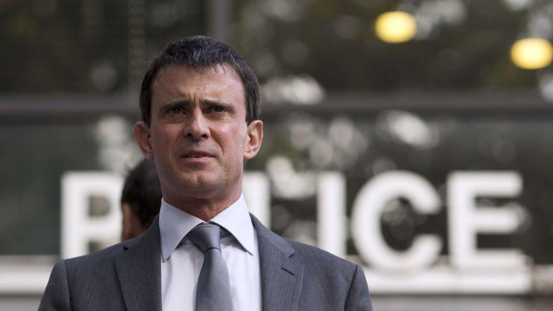 Samedi face aux manifestants, Manuel Valls sera seul en première ligne.