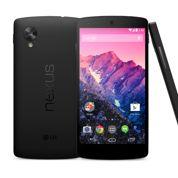 Google et LG lancent l e Nexus 5
