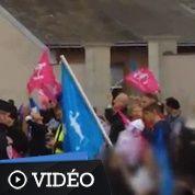 La vidéo de Taubira insultée à Angers