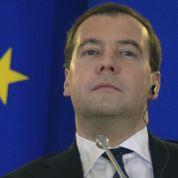 Greenpeace : la fermeté de Medvedev