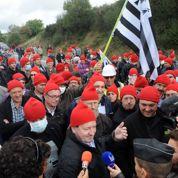 Le bonnet rouge, symbole de la révolte en Bretagne