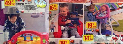Le catalogue de jouets Système U fait encore débat