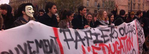Leonarda : les lycéens peinent à remobiliser